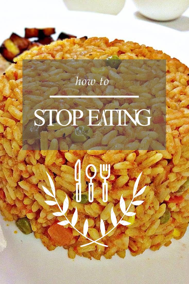 How to stop eating nigerian food and fitnes blog african koboko how to stop eating forumfinder Images