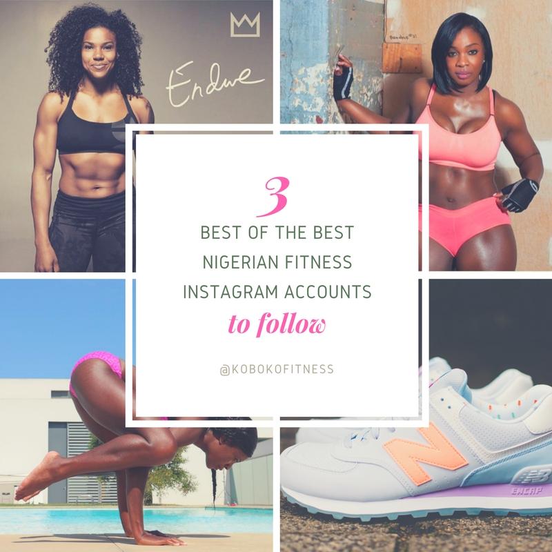 nigerian fitness instagram