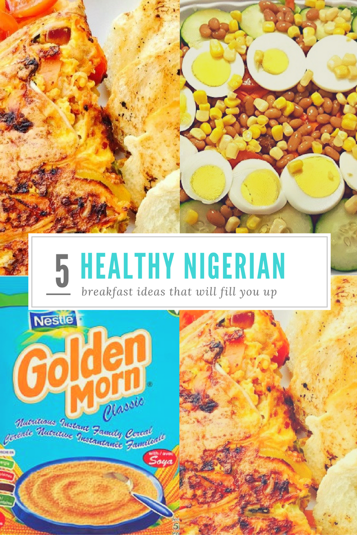 Nigerian Foods To Eat In Breakfast For Weight Loss