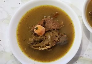 low-carb-nigerian-dinner-ideas-goat-peppersoup - Koboko Fitness