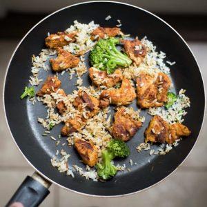low carb keto nigerian food time table meal plan koboko ...
