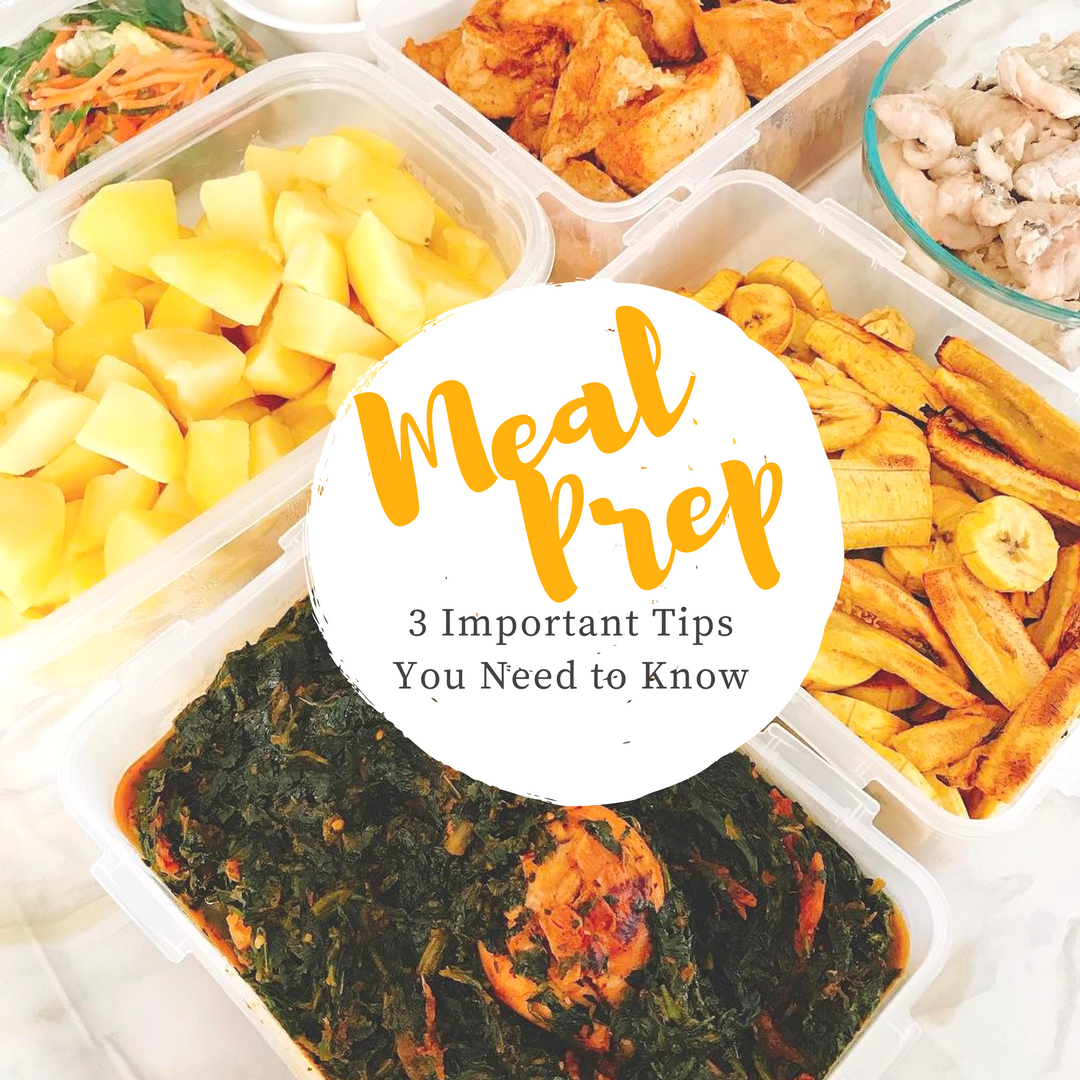 meal prep nigerian food_ healthy meal plans