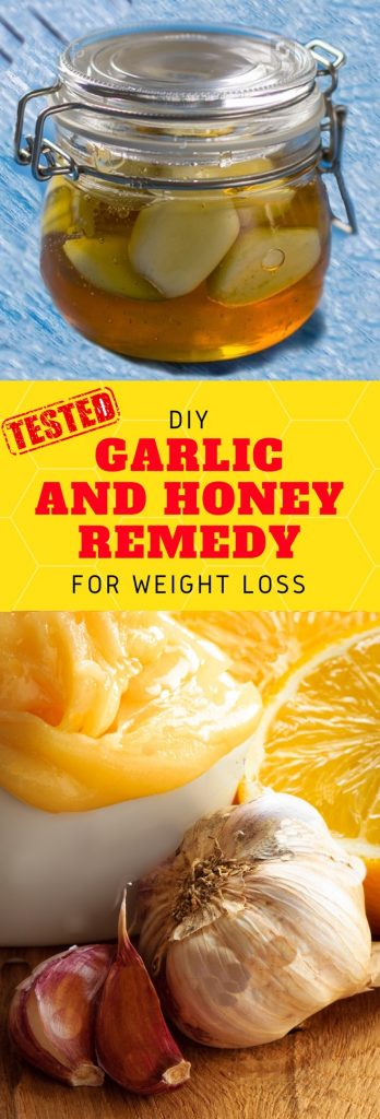DIY Garlic and Honey Remedy for Weight Loss (How to and ...