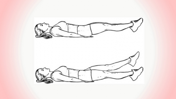 Lower Ab Workout 10 Minute No Equipment At Home Routine