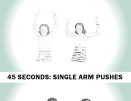 upper body workout for women. You discovered the best upper body workout idea for women. No pushups and you can do it at home with no equipment. Upper body workout