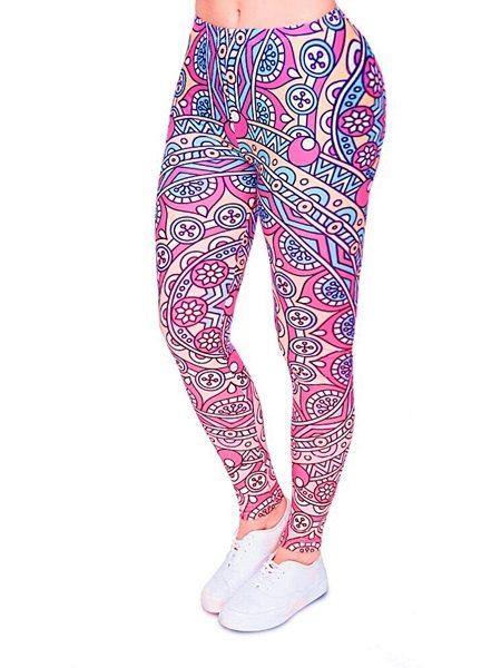 Print Leggings - Kalifa - Koboko Fitness