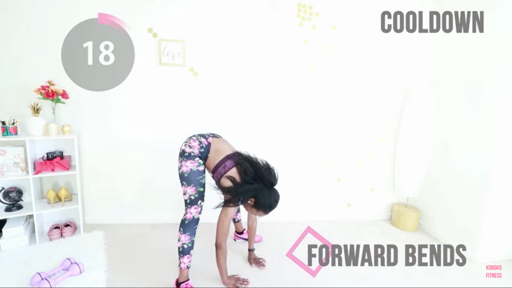 forward bends